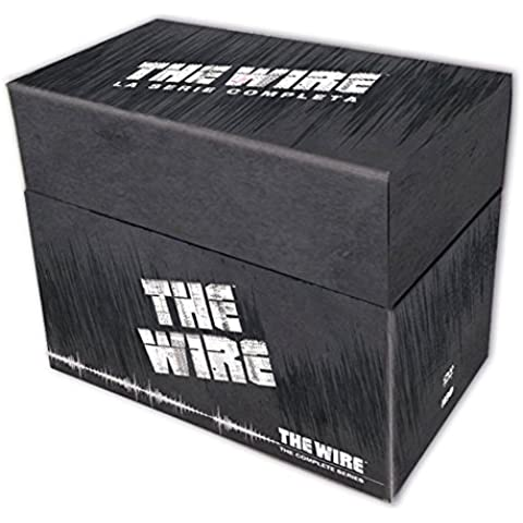 The Wire: Bajo Escucha - Temporadas 1-5