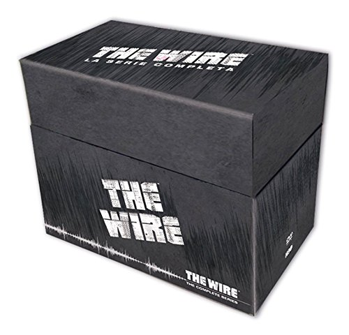 The Wire: Bajo Escucha - Temporadas 1-5 [DVD]