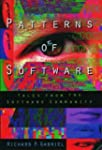 Patterns of Software: Tales from the...
