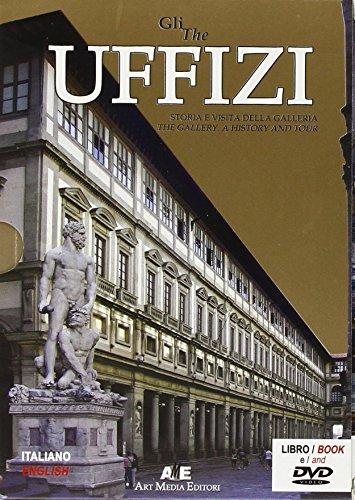 Gli Uffizi. Storia e visita della galleria degli Uffizi. Con DVD. Ediz. italiana e inglese por Alessandro Cecchi