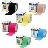 Star-Tape Kinesiologie-Tape 5,5m x 5 cm, grün preisvergleich bei billige-tabletten.eu