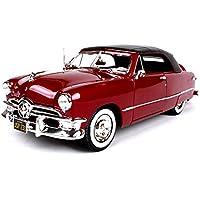 Penao Simulación de Tapa Suave de 1950 Ford de Aleación Modelo de Coche, Modelo del