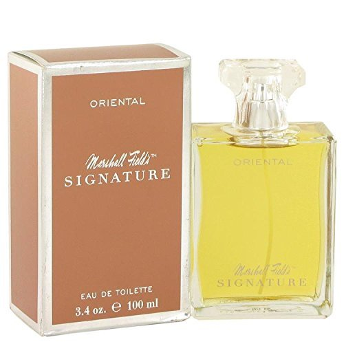 marshall-fields-signature-oriental-perfume-by-marshall-fields-34-oz-eau-de-toilette-spray-scratched-