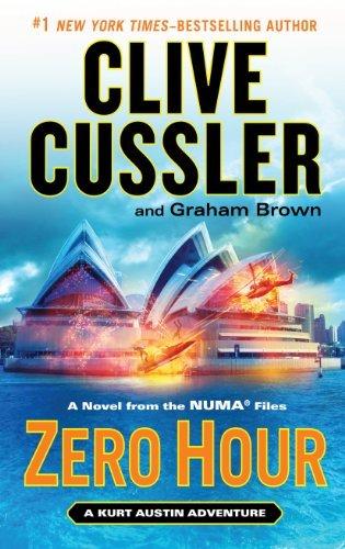 Zero Hour (NUMA Files) by Clive Cussler (2014-06-24)