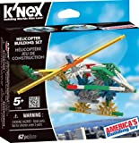 K'nex Intro Helicopter Building Set Asso...