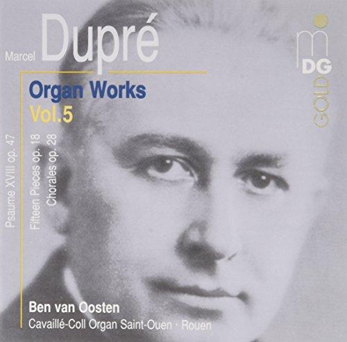 Dupré: Organ Works, Vol. 5