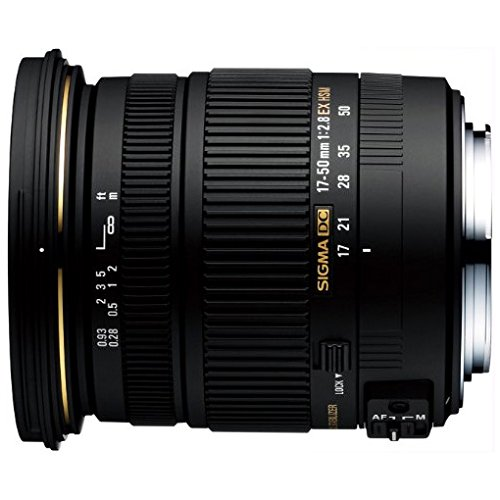 Cheapest Sigma 17-50mm F2.8 EX DC HSM for Pentax Fit Discount