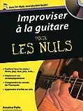 Improviser à la guitare Poche Pour les nuls