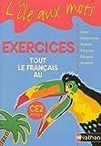 Image de L'ile aux mots CE2 : Cahier d'exercices