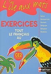 L'ile aux mots CE2 : Cahier d'exercices