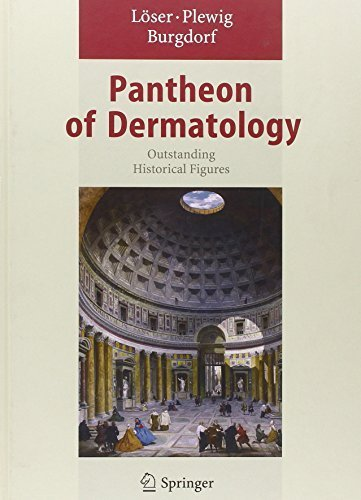 Pantheon of Dermatology: Outstanding Historical Figures (2013-04-01)