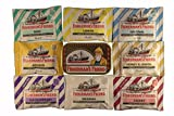 Salute E Bellezza Forniture Best Deals - FISHERMAN'S FRIEND Variety Pack - 7 different flavours with Souvenir Tin
