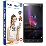 CELLBELL® Tempered Glass Screen Protector For Lenovo Phab 2 Plus With FREE Installation Kit