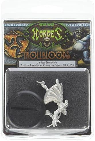 Privateer Press – – – Hordes – Trollblood: Janissa Stonetide Modèle kit 28bb17