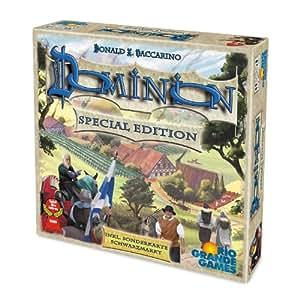 Rio Grande Games 22501401 - Dominion, Strategiespiel