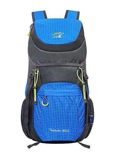 ZQ N/A L Rucksack Camping & Wandern / Reisen Draußen Wasserdicht andere Nylon N/A Blue