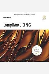 complianceKING: Das besondere Notizbuch (No. 50) Taschenbuch