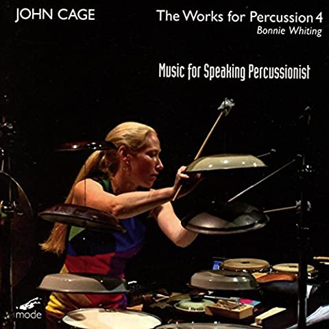 The Works for Percussion 4 - Bonnie Whiting