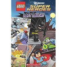 Last Laugh! (Lego Dc Superheroes Comic Readers)