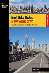 Best Bike Rides New York City: Great Recreational Rides in the Five Boroughs (Falcon Guides Where to Ride)