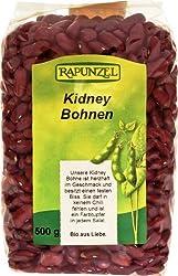 Rapunzel Bio Kidney Bohnen rot, 500 g