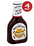 Sweet Baby Ray's Hawaiian Style Barbecue Sauce - 4er Pack (4x510g)