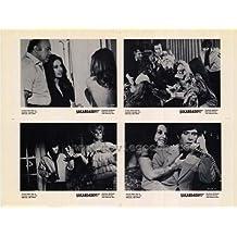 The Magic World of Topo Gigio Poster (11 x 14 Inches - 28cm x 36cm) (1965) Style E