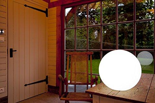 imagilights Ball LED weiß–Stimmungsleuchte 56Bulb (S), LED, 50000H, 24Farben, Weiß, 500mm