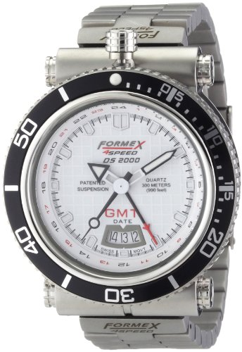 Formex 4 Speed Men's Quartz Watch 20003.2011 with Metal Strap