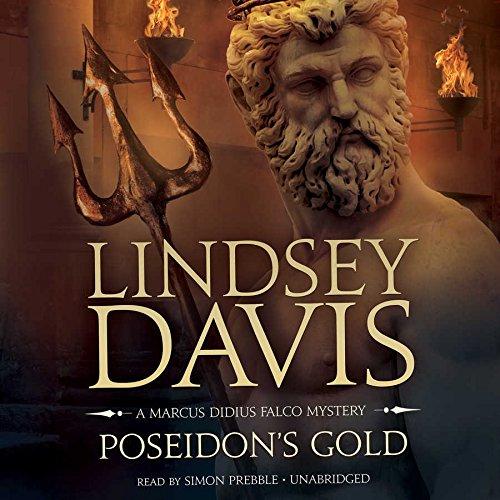 Poseidon S Gold (Marcus Didius Falco Mysteries)