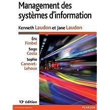 Management des systèmes d'information 13e édition