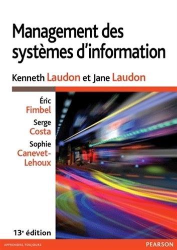 Management des systmes d'information 13e dition