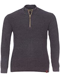 Camel Active Pull homme grande taille Anthracite