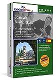 Spanisch-Businesskurs mit Langzeitgedächtnis-Lernmethode von Sprachenlernen24: Lernstufen B2+C1....