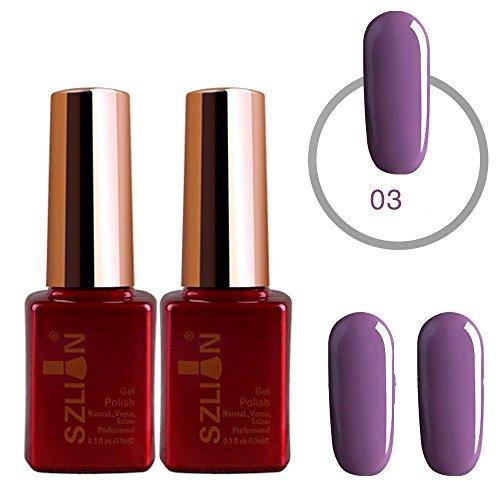 iHENGH Vernis à Ongles, Peel Off Gel Ongles Couleur de Vernis à Ongles Art Changement cosmétique 15ml