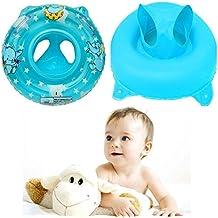 Bebés y Niños Toddler Flotador natación Swim Flotador Asiento Barco piscina ...