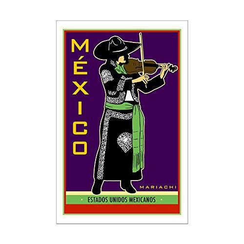 CafePress Mini-Poster Mexiko