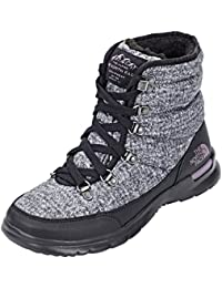 82df525240 The North Face Damen W Thermoball Lace Ii Trekking-& Wanderhalbschuhe, ...