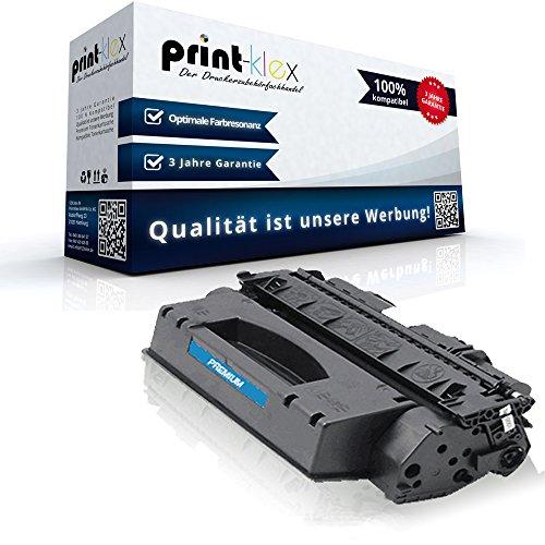 Print-Klex kompatibler XXL Toner für HP Laserjet 1320 1320N 1320TN 1320NW 3390 3392 HP49X HP 49X Q5949X Schwarz