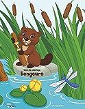 Livre de coloriage Rongeurs 3: Volume 3