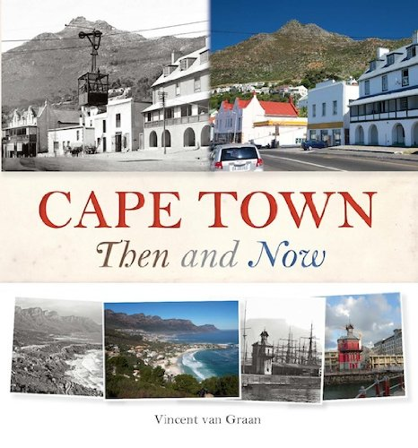 Cape Town Then and Now (English Edition) -