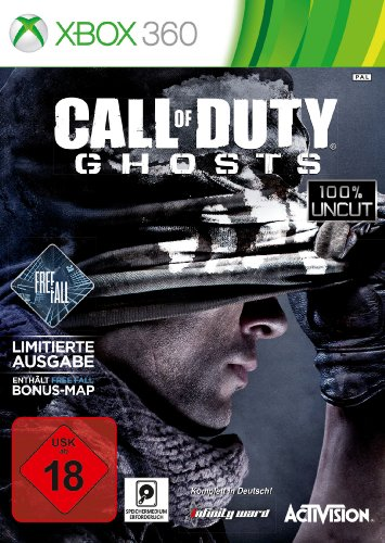 Call of Duty: Ghosts Free Fall Edition (100% uncut) - [Xbox 360] (Center 360 Xbox Media)