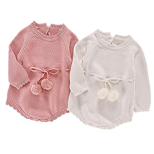 bc5798483 POLP Niño Invierno Camiseta de Manga Larga para niños Otoño Invierno  Mameluco de Punto Bebe Niña