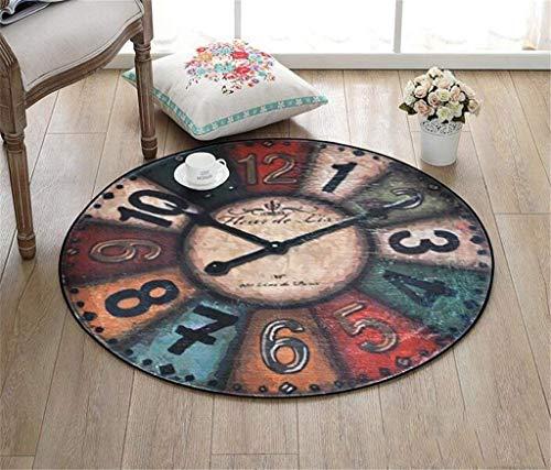 Daily mat Waschen und Staubsaugen Teppich Super Qualität Oval Teppich, Lounge Badezimmer...