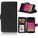 Cozy Hut Alcatel One Touch Idol 3 (5,5 Zoll) Hülle, TPU Silikon Hybrid Handy Hülle Matte Series Case Durchsichtig Stoßfest Tasche Schutz Scratch-Resistant Protection Case Tasche Schutzhülle Cover
