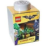 Ladrillo de almacenamiento Lego Batman l4001bmy, gris