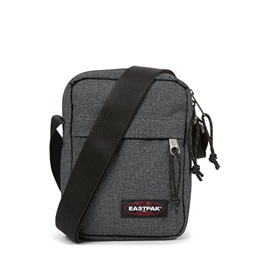 Eastpak The One Sac Bandoulière, 42 cm, Black Denim