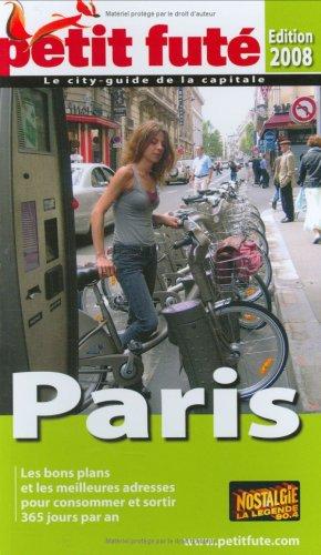 Petit Futé Paris par Dominique Auzias, Jean-Paul Labourdette
