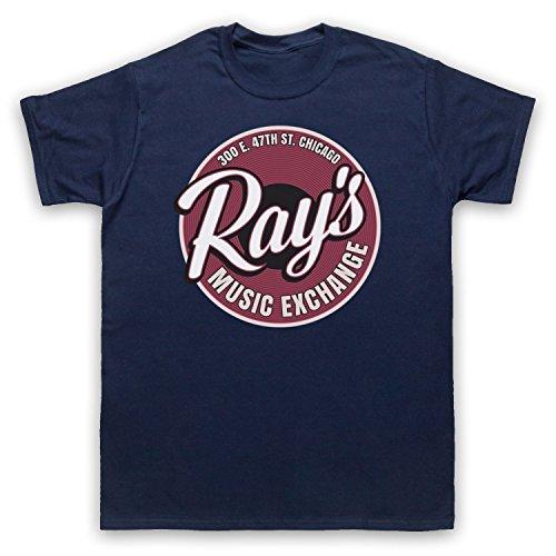 The Guns Of Brixton Blues Brothers Ray's Music Exchange Herren T-Shirt, Ultramarinblau, XL