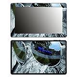 Disagu Design Skin für Dragon Touch X10 Design Folie - Motiv Auto in Sonnenbrille
